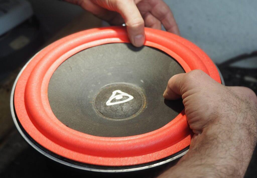 Lautsprecher Reparatur Peiter Akustik Arbeit