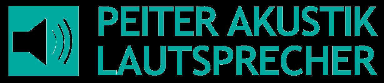 Lautsprecher Reparatur Peiter Akustik Logo